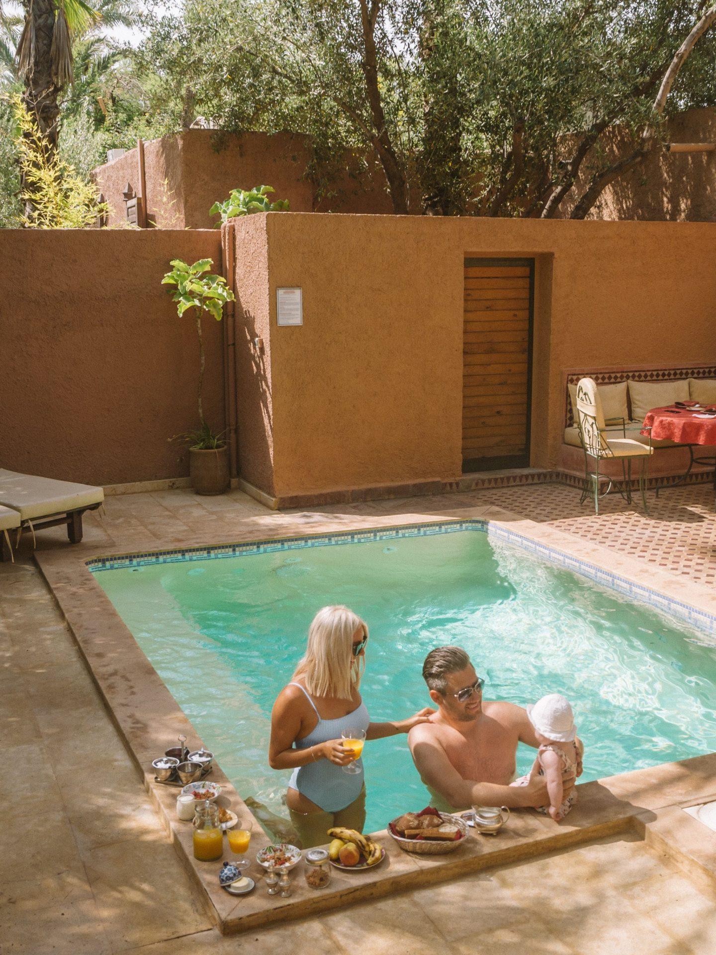 A Tranquil Paradise – Dar Ayniwen, Marrakech