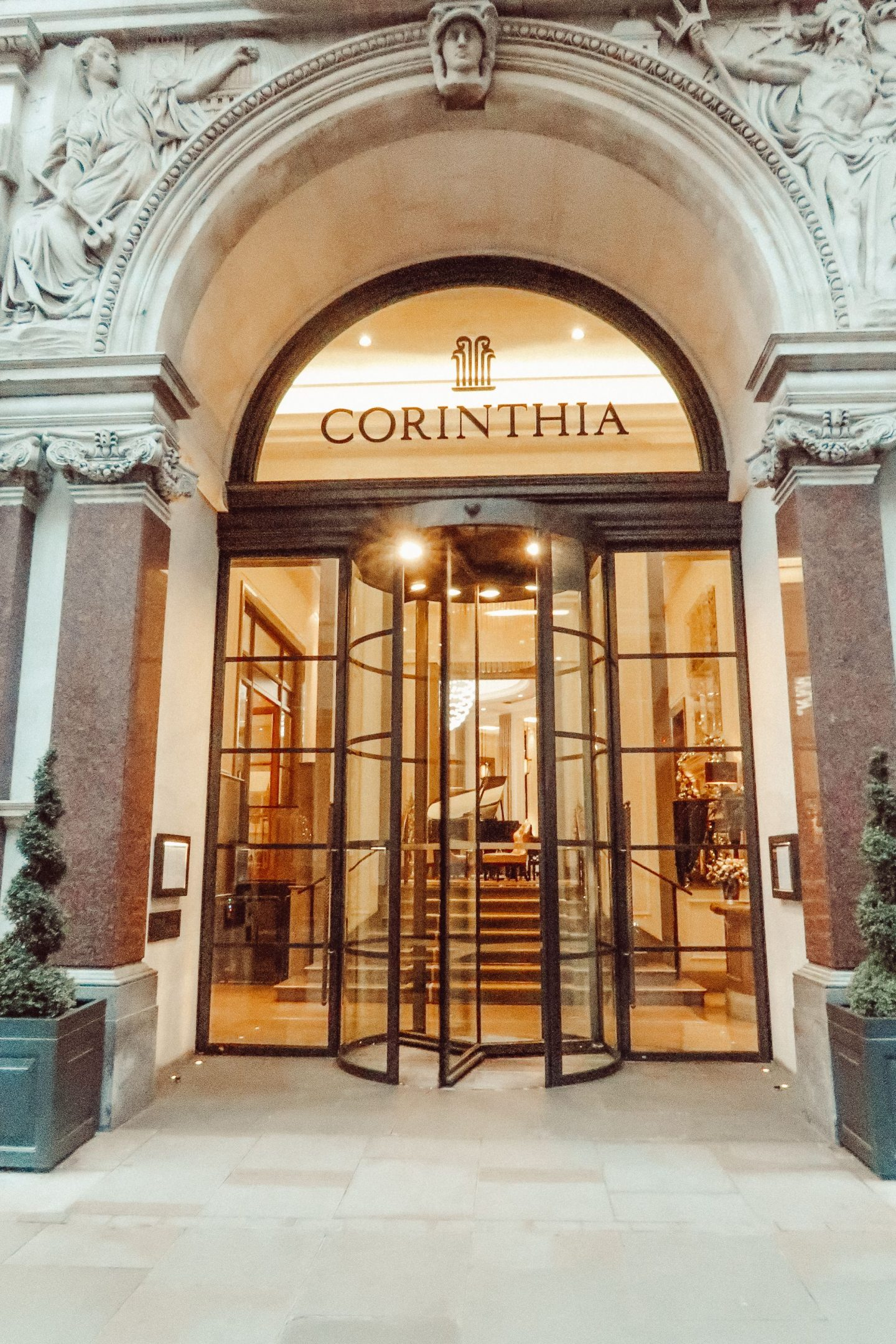Afternoon Tea At The Corinthia, London