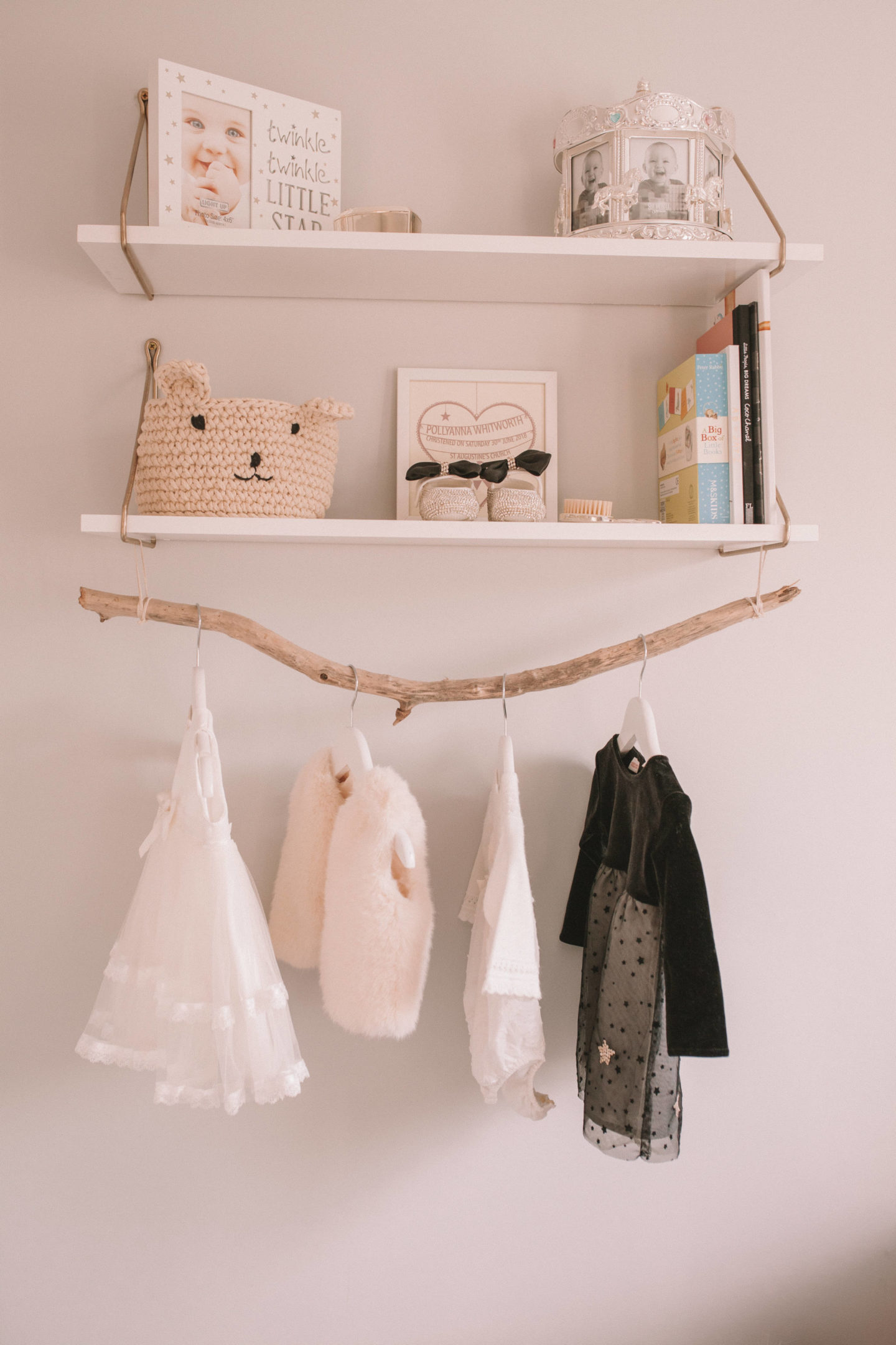 A Scandi Inspired Nursery (Newborn – 11 Months)
