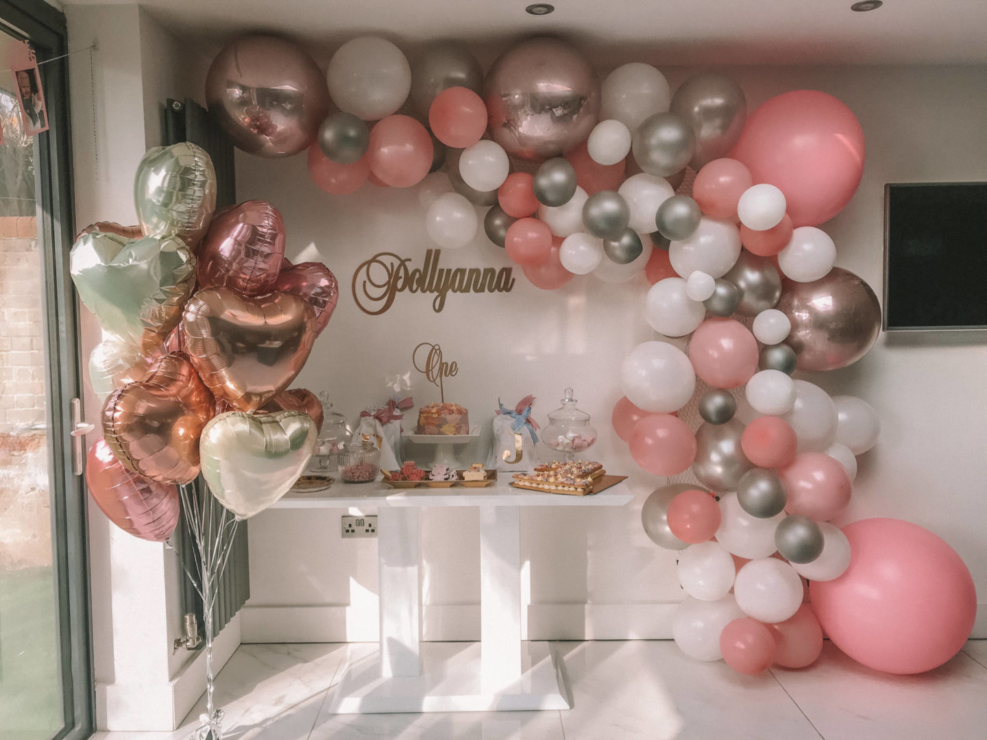 How To Create A Balloon Arch