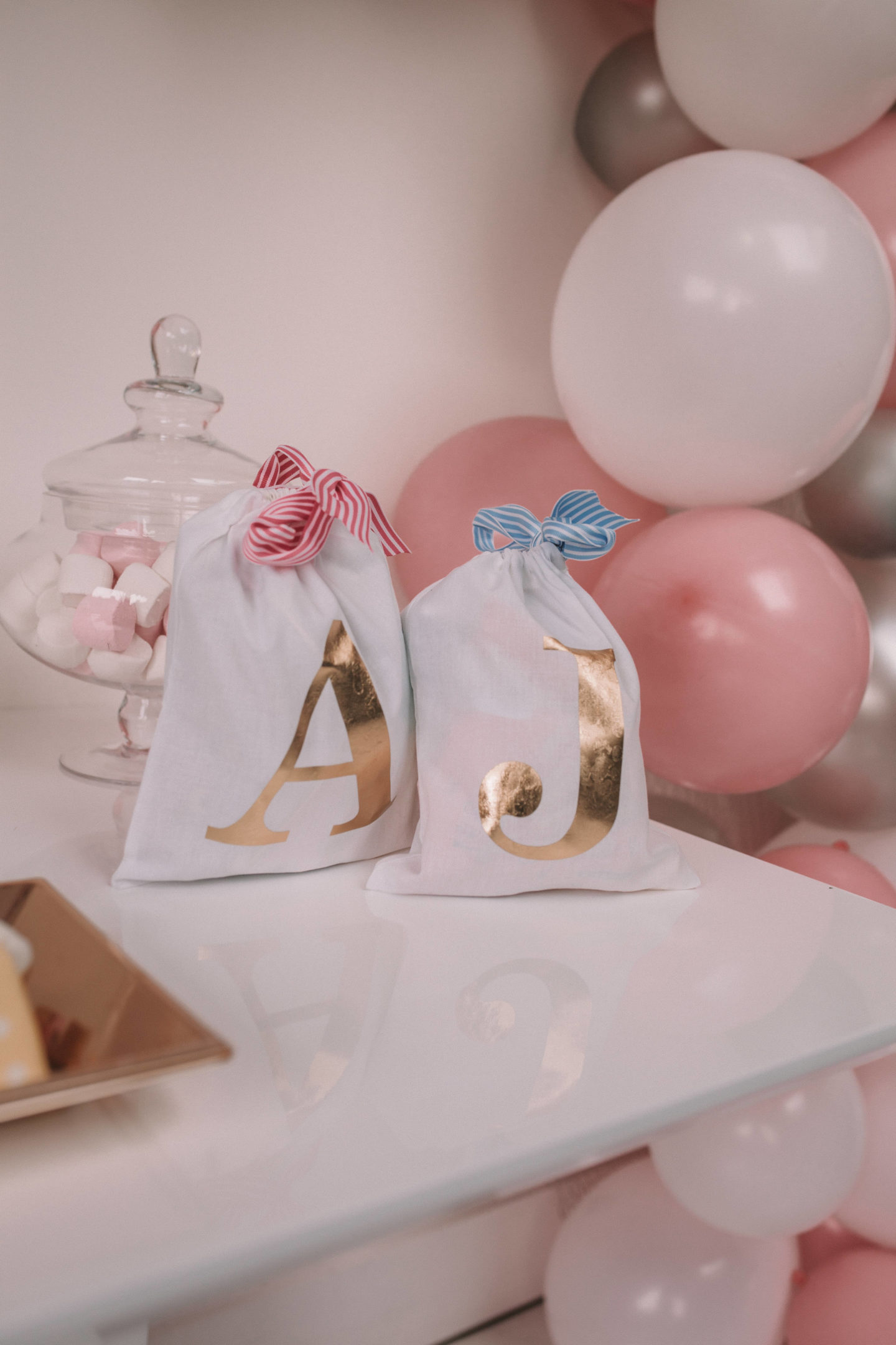 First Birthday Party Bag Ideas