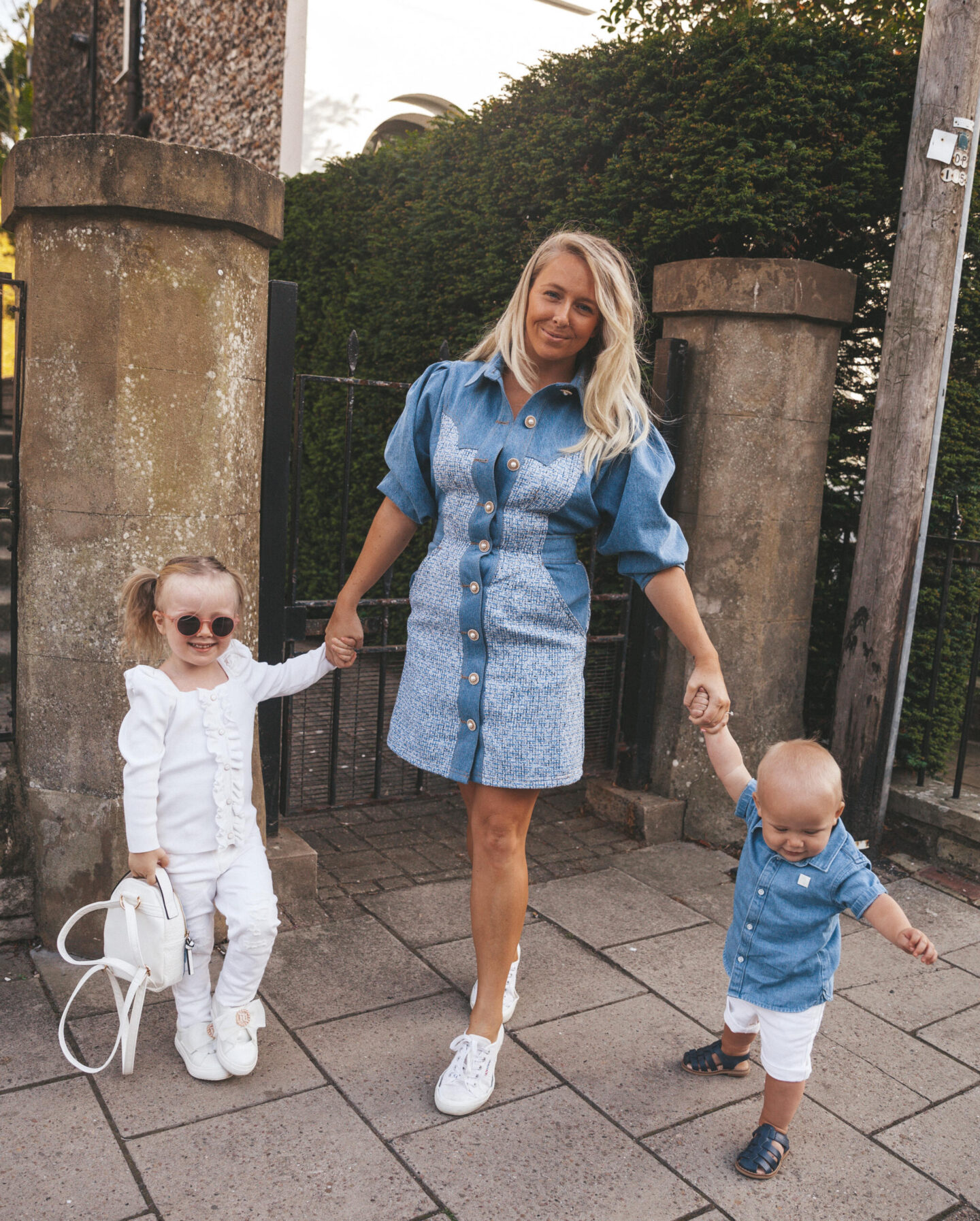 Tips on Planning Matching Mini Me Outfits