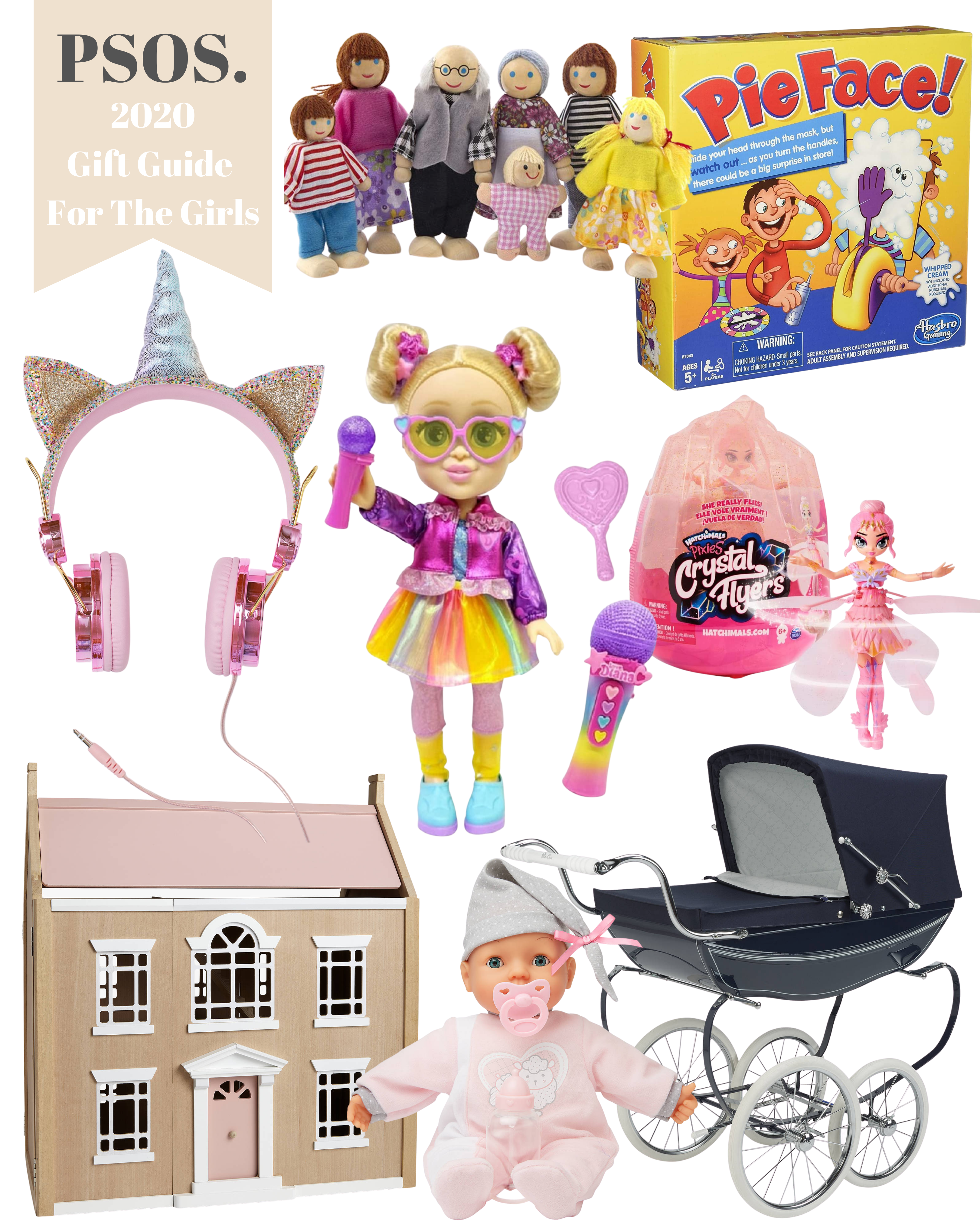 Gift Guide For Little Girls Under 5