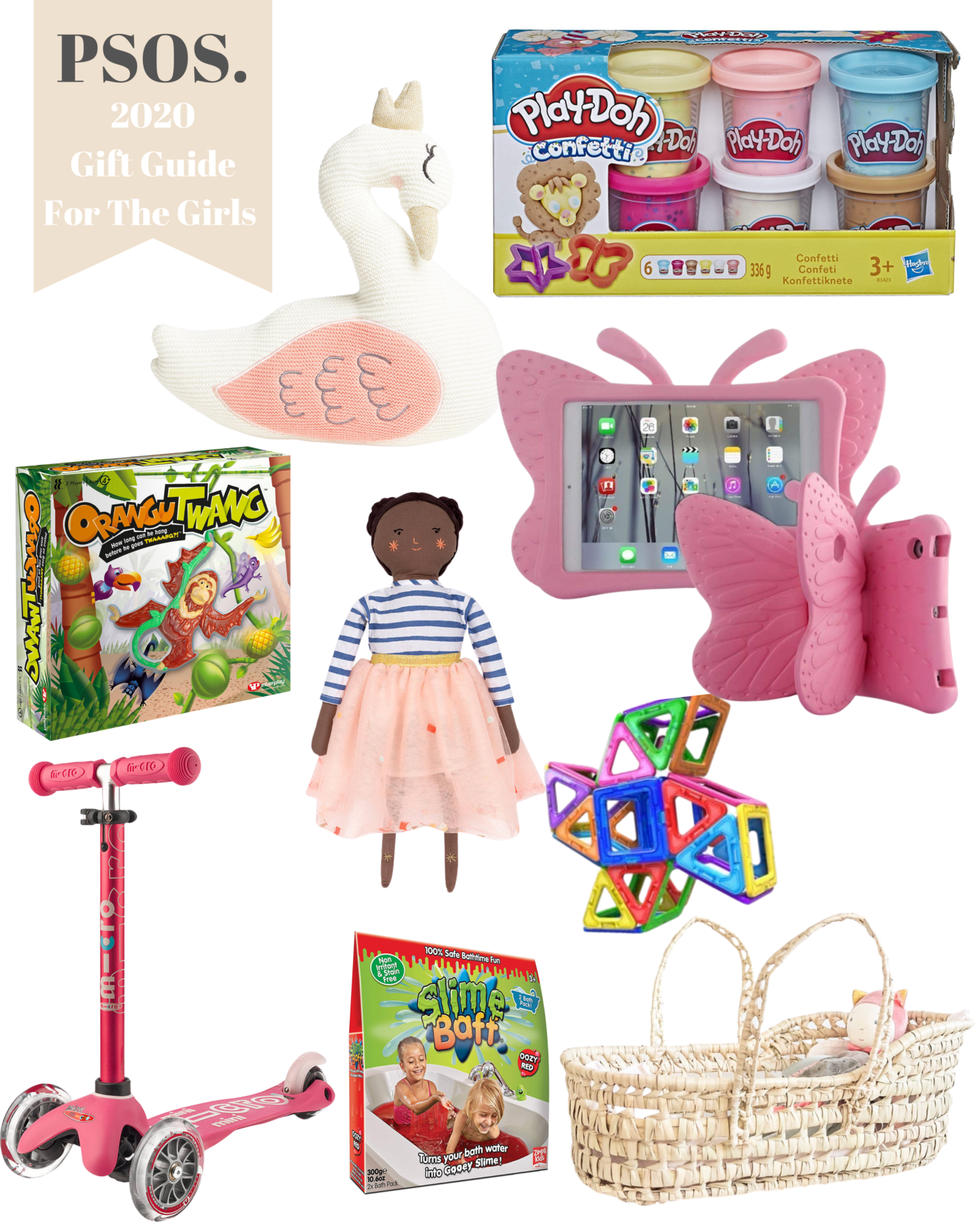 Gift Guide For Girls Under 5